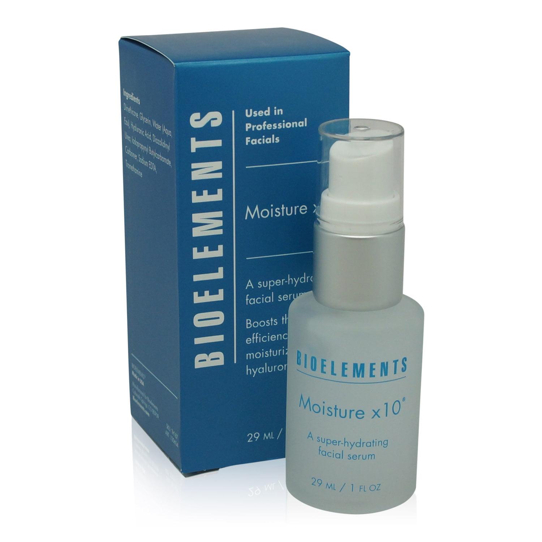 Bioelements Moisture X10 Hydrating Serum 1 Oz