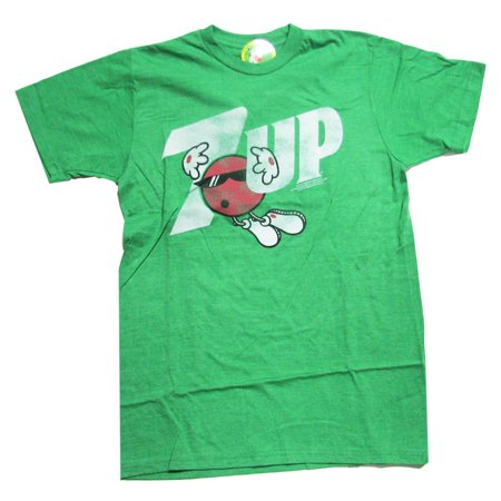 Trau & Loevner 7 up Heather Green - Clothes That Light Up