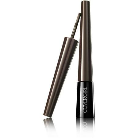 COVERGIRL Bombshell POW-der Brow & Liner Eyebrow Powder, Medium Brown 810, .24 oz