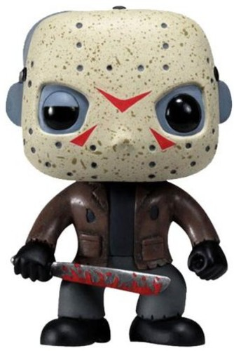 FUNKO POP! MOVIES: FRIDAY THE 13TH JASON VOORHEES by Funko