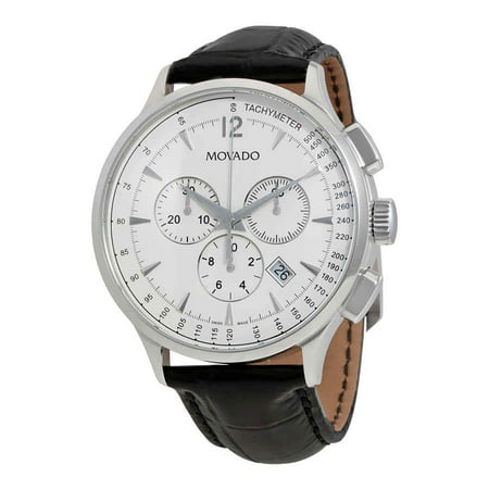 Circa Chronograph White Dial Mens Watch 0606575