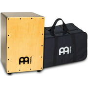 Meinl Percussion Cafe Cajon with Free Carrying Bag