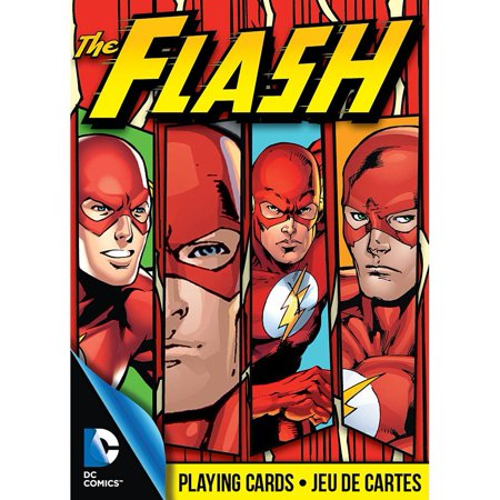 DC Comics the Flash Playing Cards Betty Boop Playing Cards