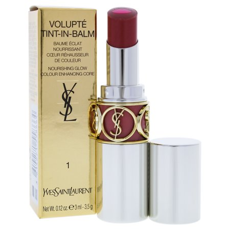 Volupte Tint In Balm - 1 Dream Me Nude by Yves Saint Laurent for Women - 0.12 oz