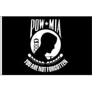 3' x 5' United States POW/MIA Flag