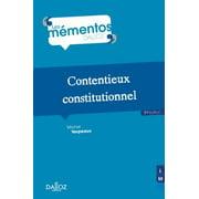 Contentieux constitutionnel - eBook