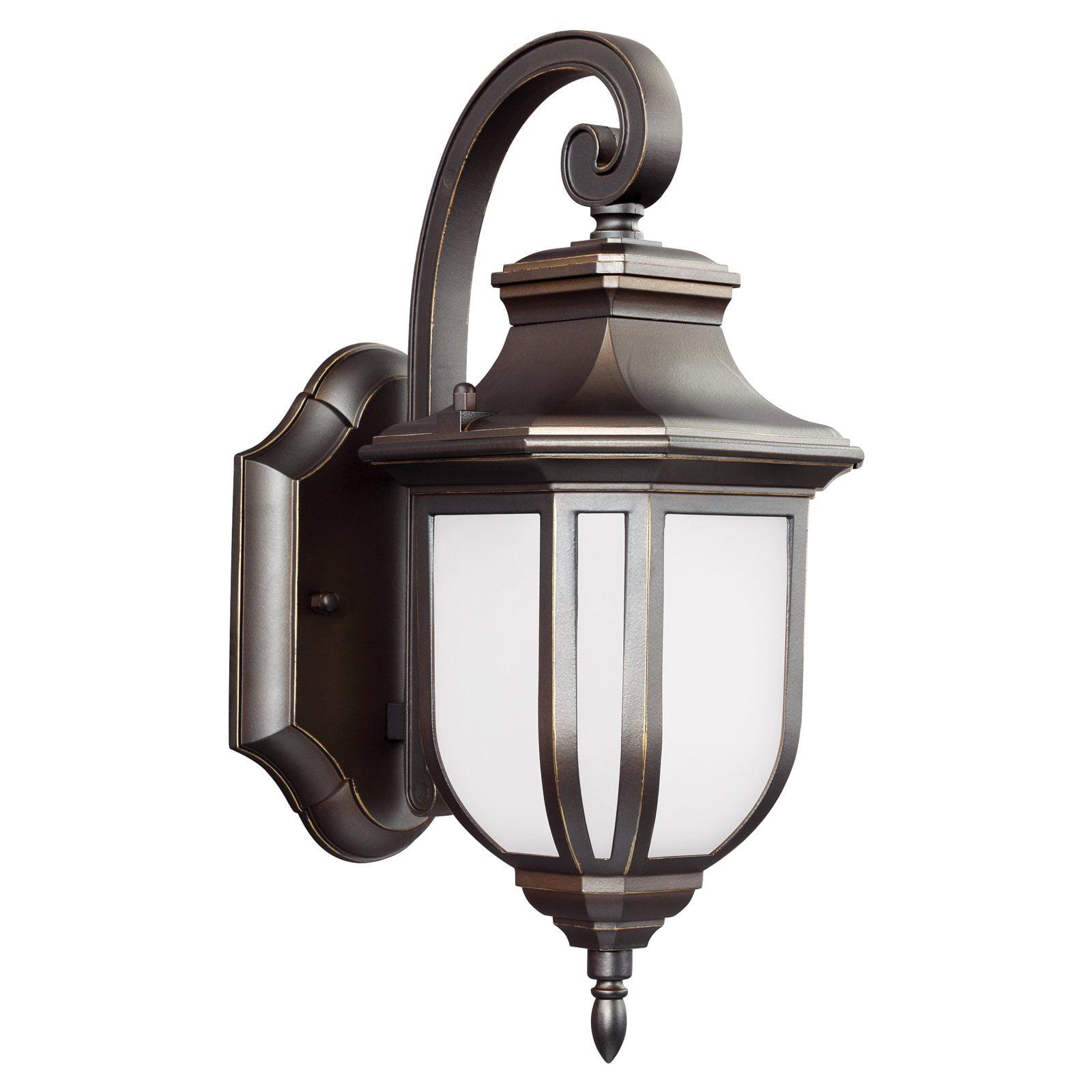 Sea Gull Lighting Childress 8536391S Outdoor Wall Lantern
