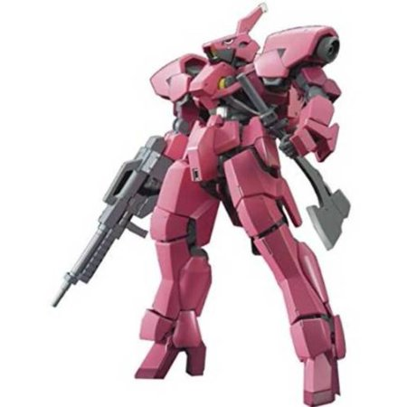 Bandai Hobby Hg Graze Custom Ii Ryusei Go  Gundam Ibo  Build