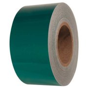 """Green Reflective Marking Tape, Value Brand, 15D0533""""W"""