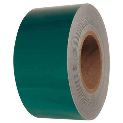 "Green Reflective Marking Tape, Value Brand, 15D0533""W"