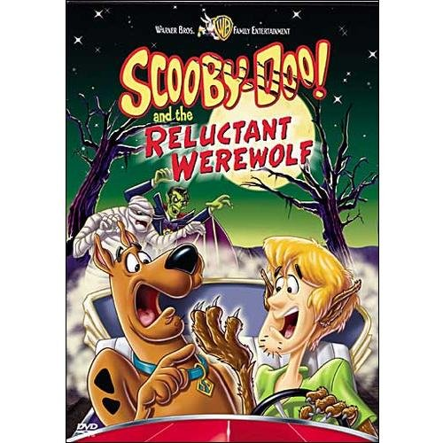 SCOOBY-RELUCTANT WEREWOLF (DVD/HT DRAW SCOOBY/MONSTER RACE GAME/MUSIC VIDEO