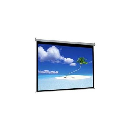 VIvo Vivo Matte White Electric Projection Screen