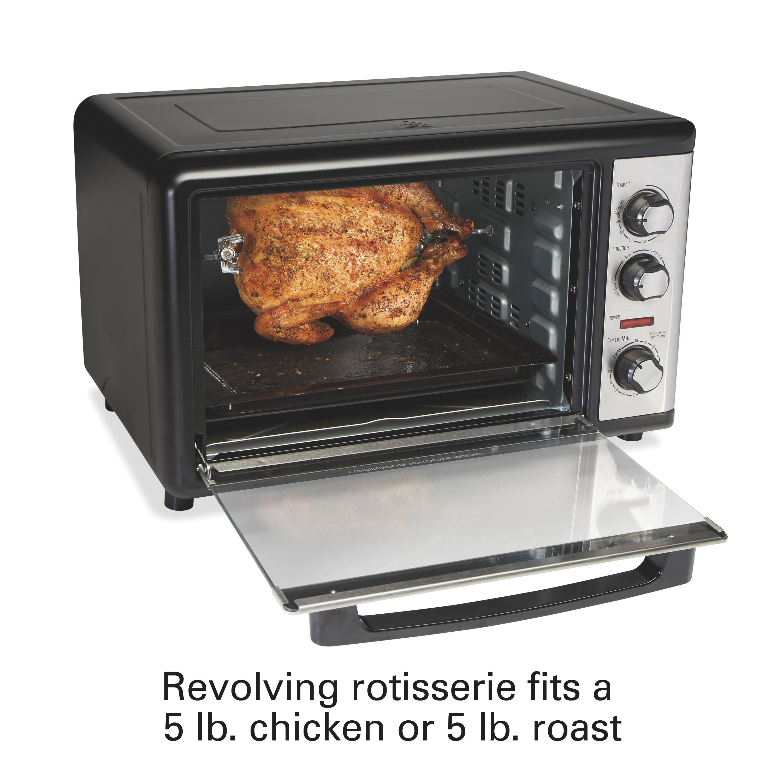 hamilton oven countertop view toastation beach countertops ca dp large toaster amazon larger convection ensemble