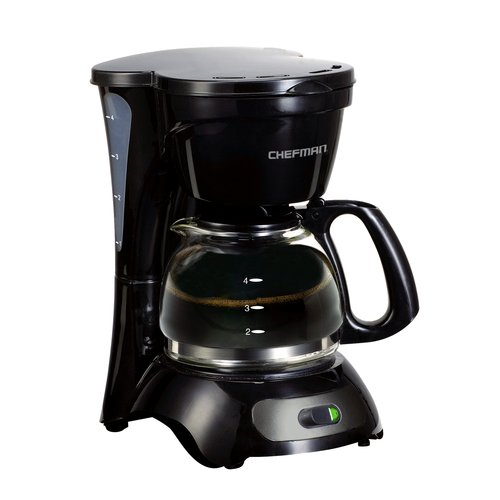 Chefman 4-Cup Coffee Maker