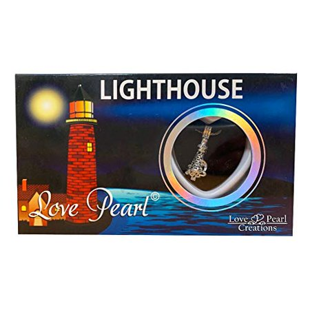 Love Pearl Creations Wish Kit with Pendant Necklace -