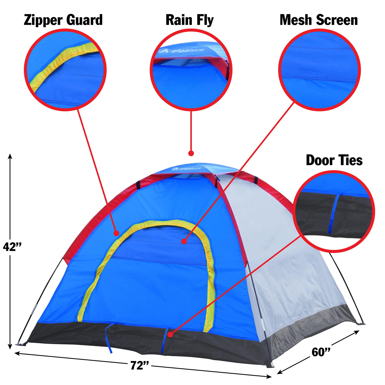 L H x 60 in W x 84 in NEW 1218 EASIER LIVING TENT Tent 60 in