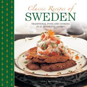 Classic Recipes of Sweden - eBook