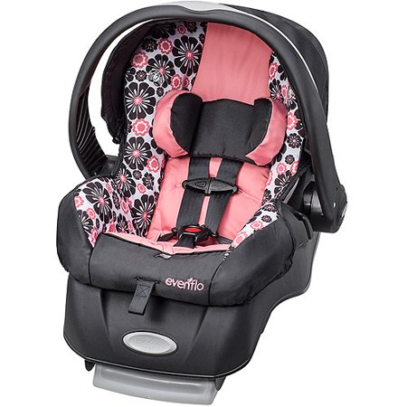 evenflo embrace lx infant car seat penelope. Black Bedroom Furniture Sets. Home Design Ideas