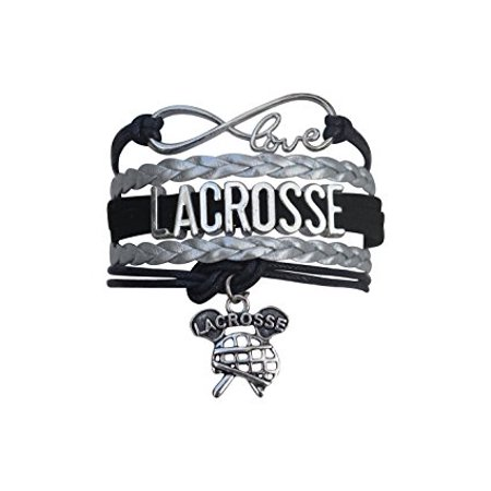 Lacrosse Bracelet- Girls Lacrosse Bracelet- Lacrosse Jewelry - Perfect Gift For Lacrosse Players
