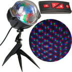 Lightshow Projection Points Of Light, Deluxe with Remote, 98 Programs