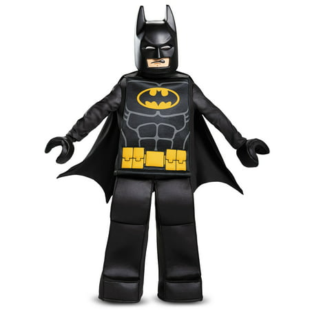 Boys Prestige LEGO Batman Costume