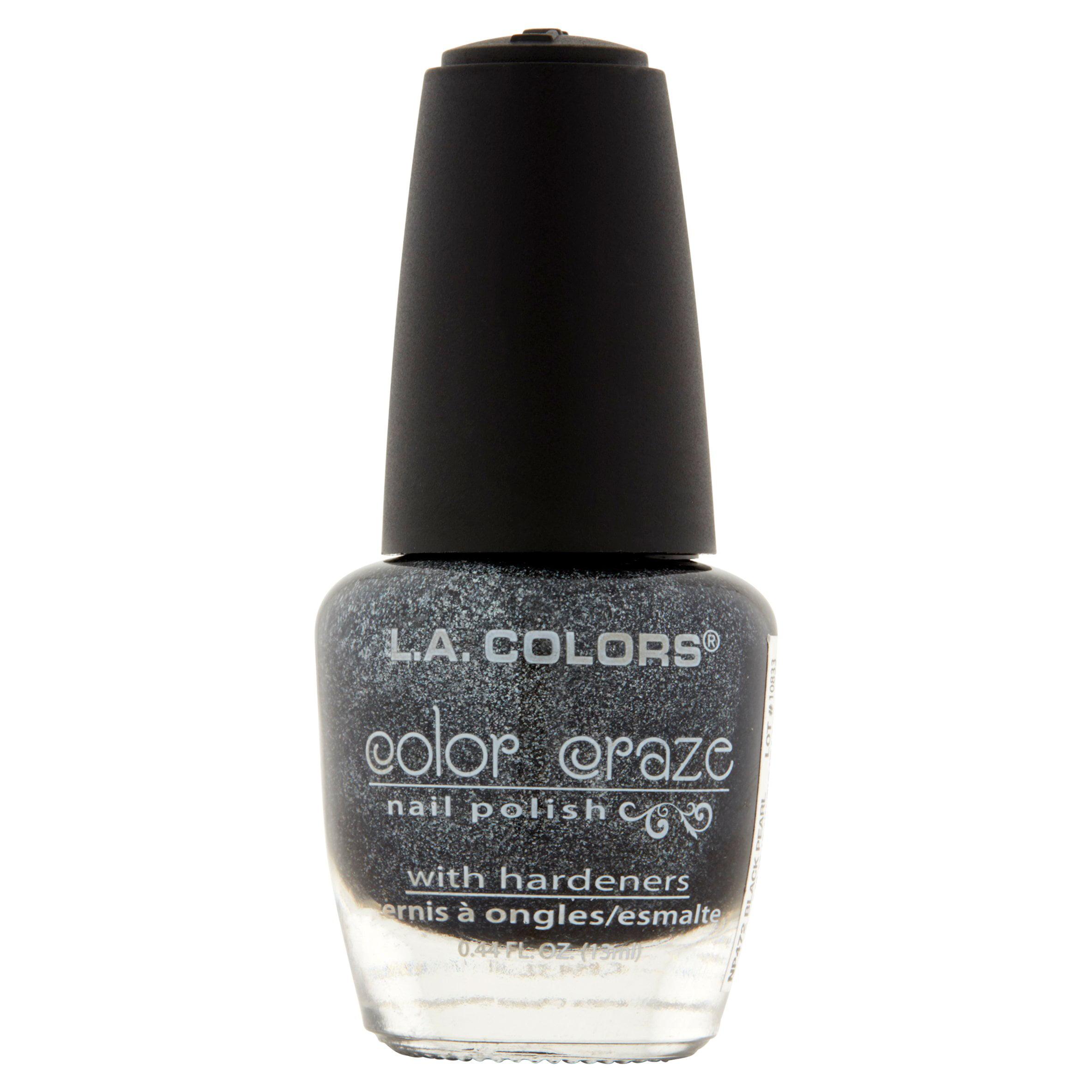 LA Colors Color Craze Nail Polish, Circuits, 0.44 Oz - Walmart.com