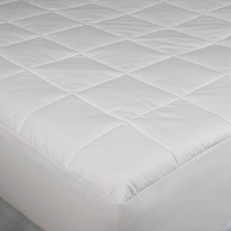 Outlast Temperature Regulating Mattress Pad White