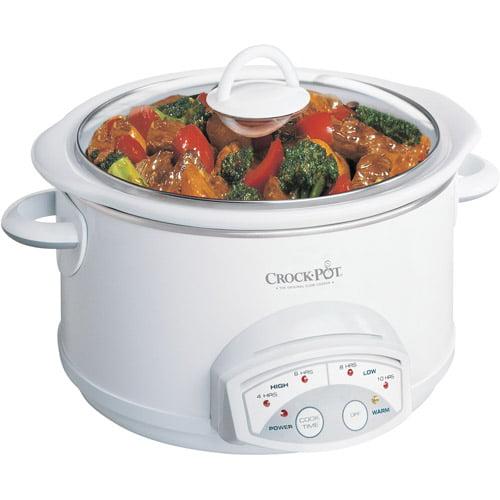Crock-Pot 5-Quart Smart-Pot Slow Cooker