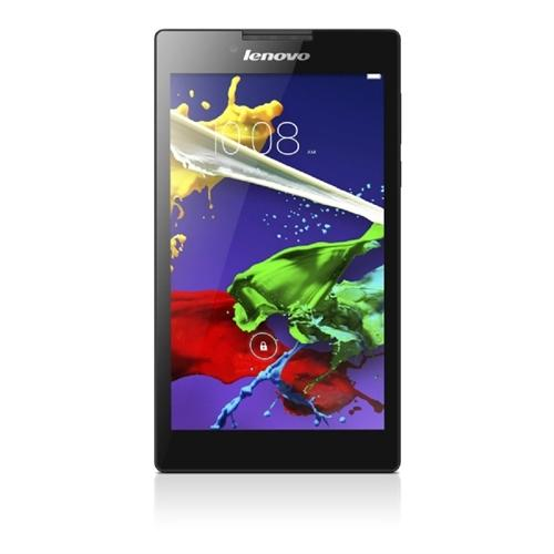 "Lenovo TAB 2 A7-20 8 GB Tablet - 7"" - In-plane Switching (IPS) Technology - Wireless LAN - MediaTek Cortex A7"