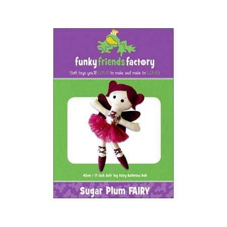 Funky Friends Factory Sugar Plum Fairy Ptrn - The Sugar Plum Fairy Horror