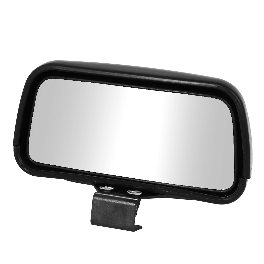 Universal Auto Car Wide Angle Rear Sideview Blind Spot Mirror Black