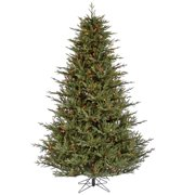 "Vickerman 215722 - 8.5' x 70"" Itasca Frasier Fir Tree with 1,000 Multi Color LED C7 Lights Christmas Tree (A110382LED)"