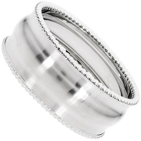 Calvin Klein Jeans Jewelry Waves Silver Bracelet