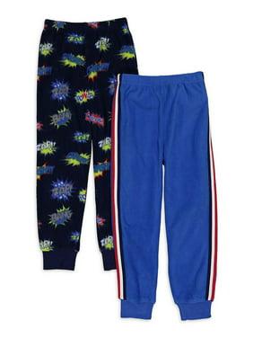 Freestyle Revolution Boys 2-Pack Pajama Bottoms Sizes 4-12