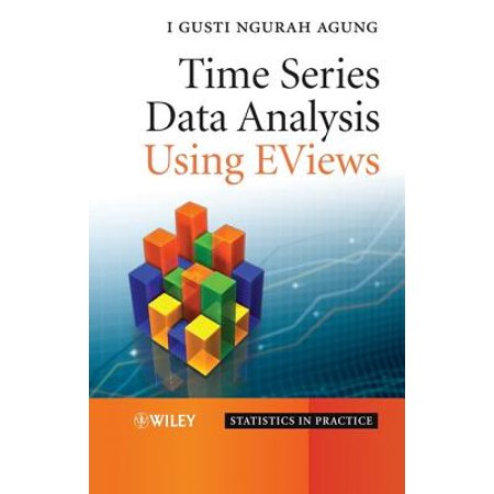 Time Series Data Analysis Using EViews - eBook