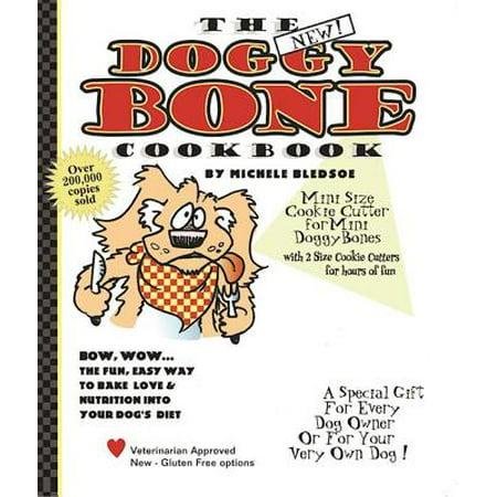 The Doggy Bone Cookbook (Board Book)
