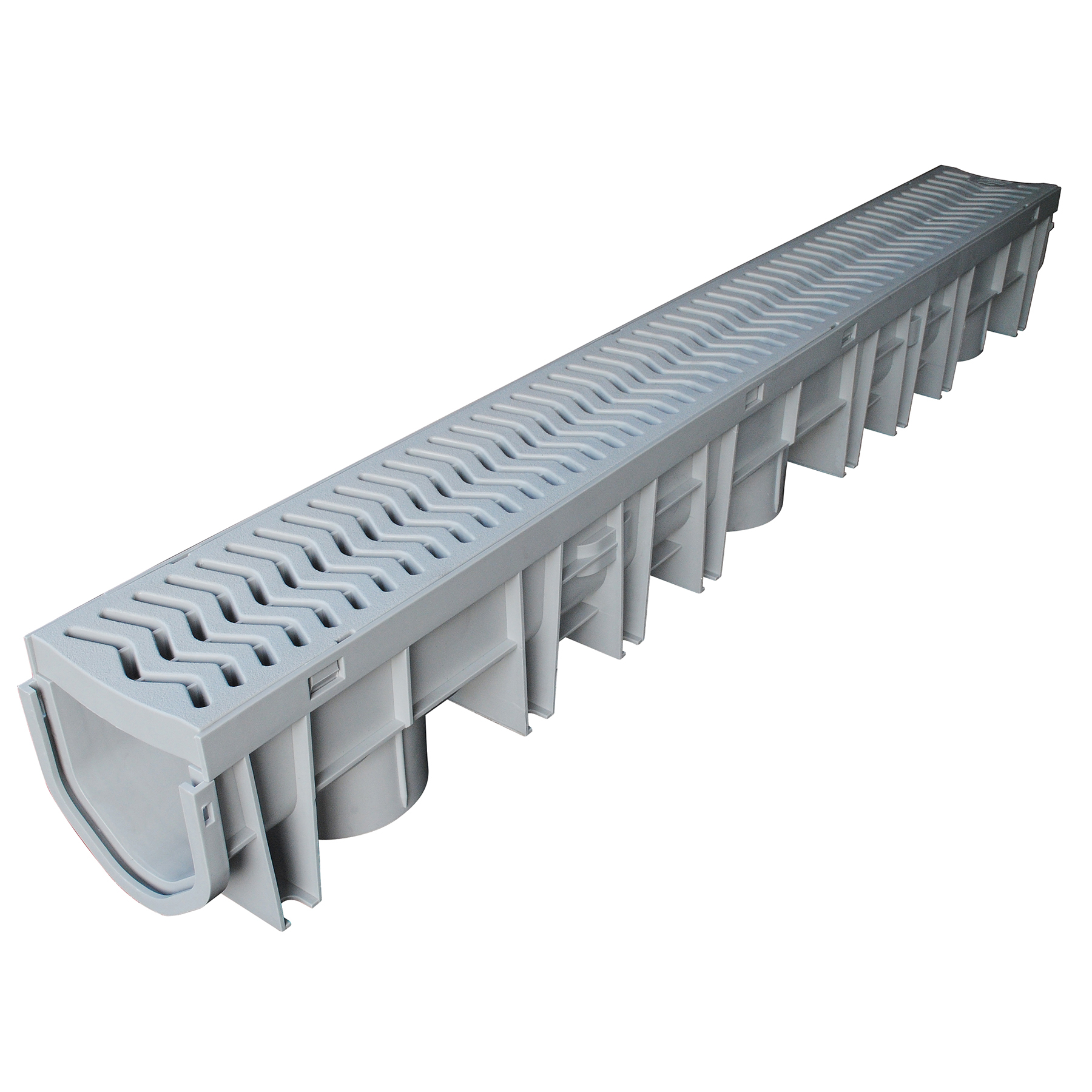 """Fernco FSDP-CHGG 39-1/2"""" Channel With Grate"""