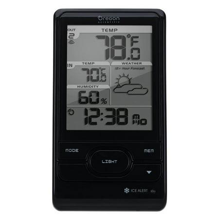 Oregon Scientific Wireless Forecast Weather (Best Oregon Scientific Ambient Weather Ambient Weather Clock)