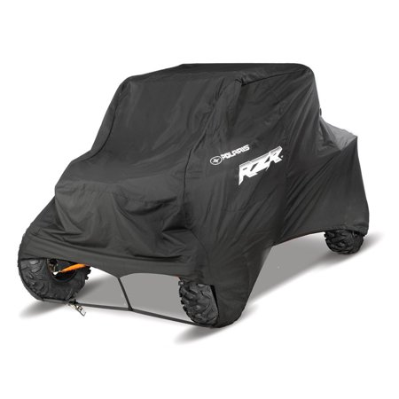 Genuine OEM Black 4-Seat Trailerable Cover 2014-2019 Polaris RZR S4 XP 4 1000 Turbo EPS (Polaris Rzr Seat Cover)