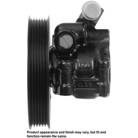 Cardone (A1) Industries 20-286P Power Steering Pump  OE Replacement; Remanufactured; With Pulley; With O-Rings/ Teflon Seal - image 1 de 2