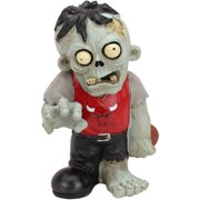 Forever Collectibles NBA Resin Zombie Figurine, Chicago Bulls