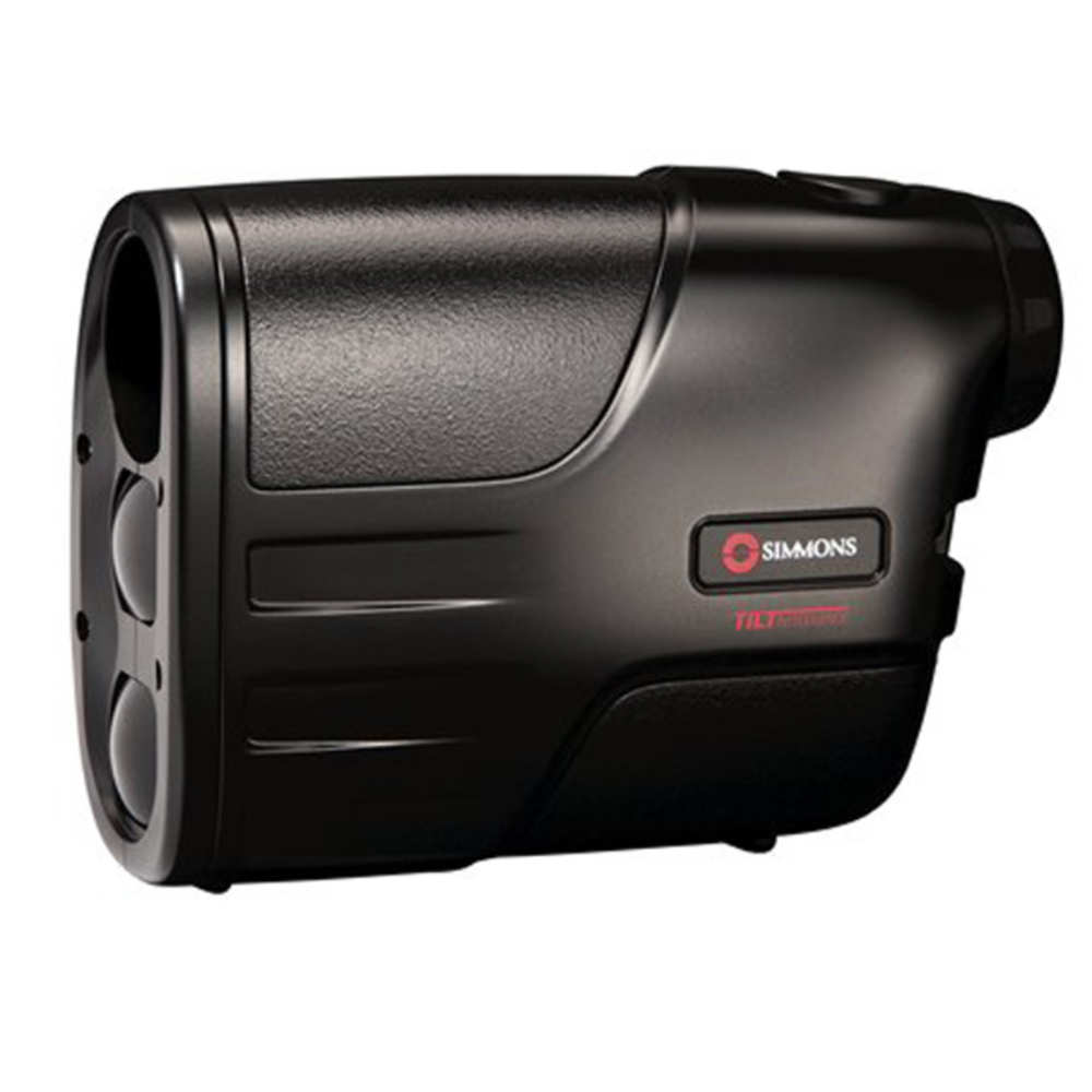 Lrf 600 Tilt Intelligence Laser Rangefinder Black, Clam Pack by Simmons