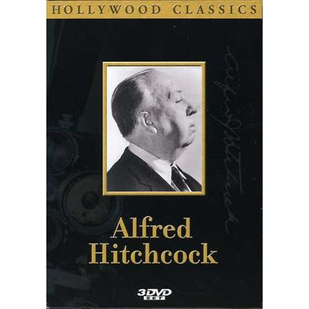 Alfred Hitchcock: The Lady Vanishes/ The 39 Steps/ The Man Who Knew Too Much