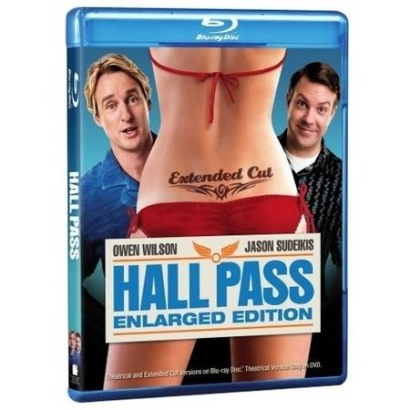 Hall Pass  Enlarged Edition   Blu Ray