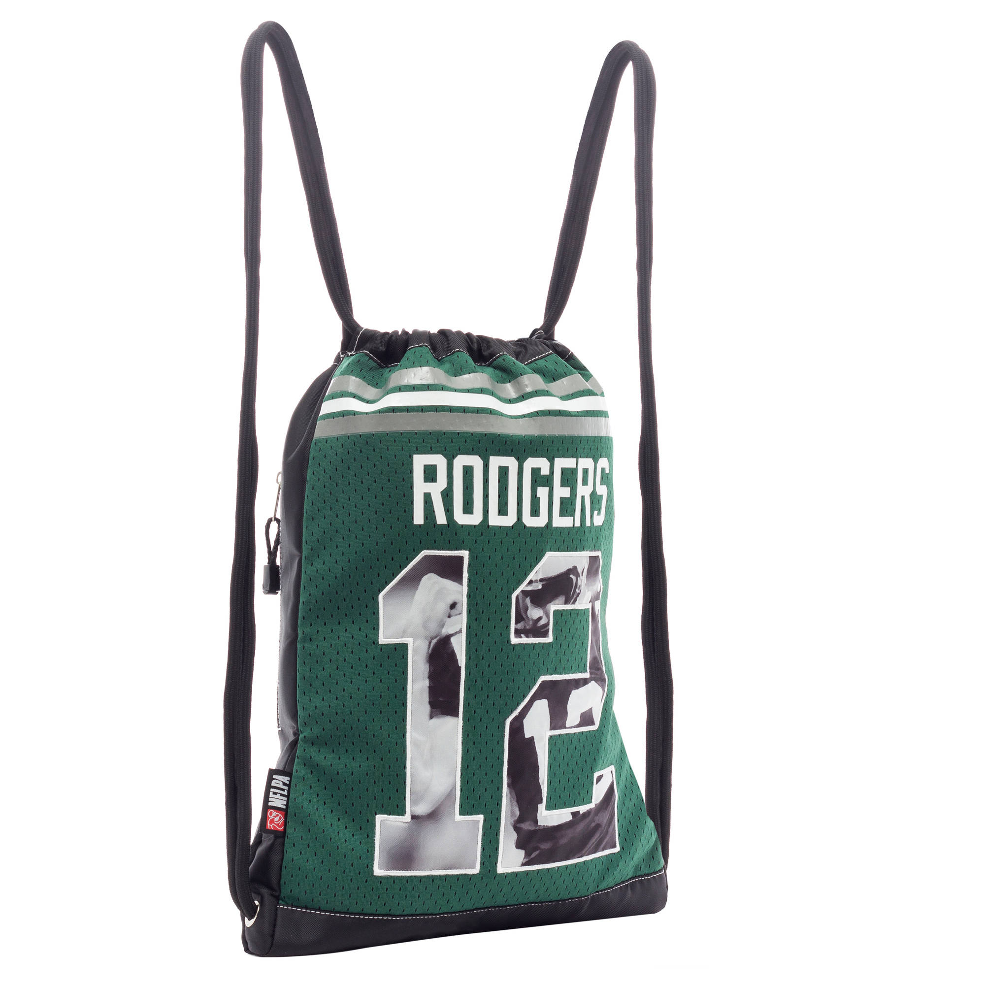 NFLPA Aaron Rodgers #12 Sling Bag - Walmart.com