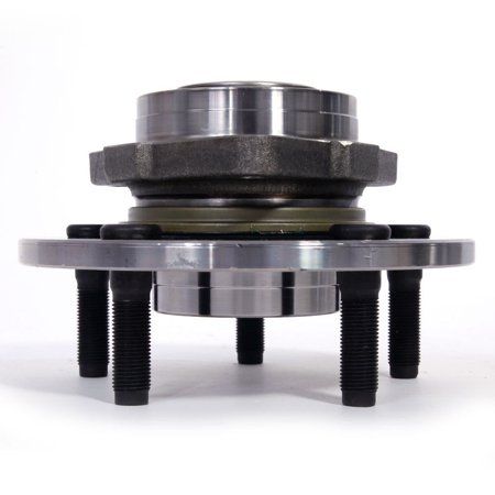 (Zimtown 1 Front Wheel Hub and Bearing 02-08 for Dodge Ram 1500 Pickup Truck 2WD NO ABS)