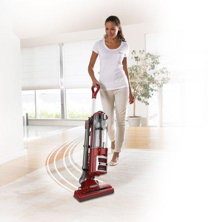 Shark Navigator Professional Upright Vacuum Cleaner, Red (Certified Refurbished)