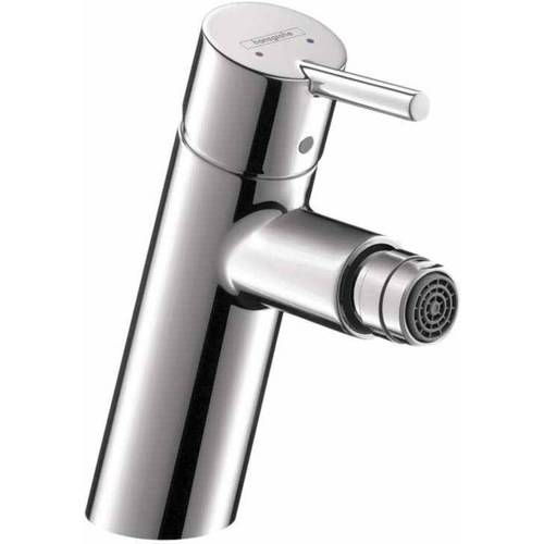 Hansgrohe 32240821 Talis S Bidet Faucet Single Hole with Pop-Up Assembly, Various Colors