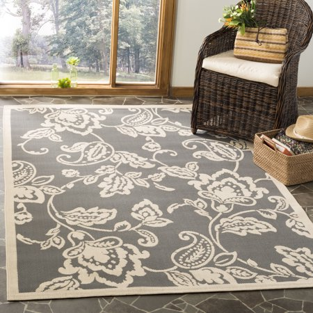 Safavieh Martha Stewart Lily Floral Indoor/Outdoor Area Rug - Martha Stewart Halloween Treat Bags