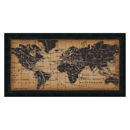 Amani Art Old World Map by Pela Studio - (Amani Glasses)